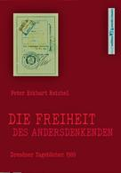 Peter Eckhart Reichel: Die Freiheit des Andersdenkenden