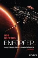 Rob Boffard: Enforcer ★★★