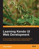 John Adams: Learning Kendo UI Web Development