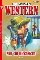 H. Duff: Die großen Western 227