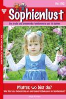Aliza Korten: Sophienlust 192 – Familienroman ★★★★★