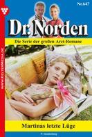 Patricia Vandenberg: Dr. Norden 647 – Arztroman ★★★★
