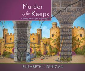 Murder is for Keeps - A Penny Brannigan Mystery 8 (Unabridged)