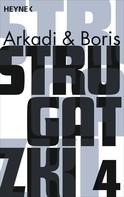 Arkadi Strugatzki: Gesammelte Werke 4 ★★★★★