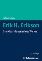Peter Conzen: Erik H. Erikson
