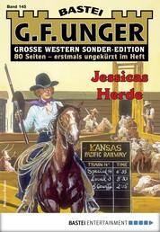 G. F. Unger Sonder-Edition 145 - Western - Jessicas Herde