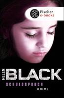 Helen Black: Schuldspruch ★★★★
