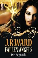 J. R. Ward: Fallen Angels - Die Begierde ★★★★★