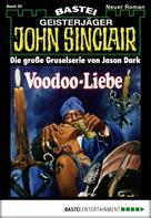 Jason Dark: John Sinclair - Folge 0020 ★★★★