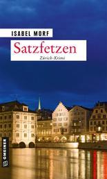 Satzfetzen - Kriminalroman