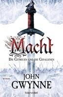 John Gwynne: Macht - Die Getreuen und die Gefallenen 1 ★★★★★