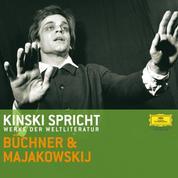 Kinski spricht Büchner und Majakowski