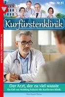 Nina Kayser-Darius: Kurfürstenklinik 91 – Arztroman