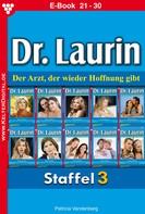 Patricia Vandenberg: Dr. Laurin Staffel 3 – Arztroman ★★★★★