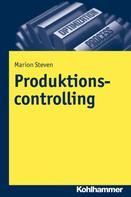 Marion Steven: Produktionscontrolling