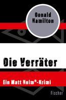 Donald Hamilton: Die Verräter ★★★