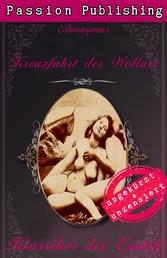 Klassiker der Erotik 41: Kreuzfahrt der Wollust - ungekürzt und unzensiert