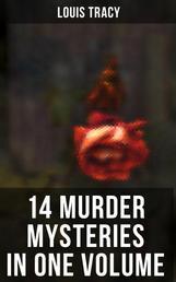 14 Murder Mysteries in One Volume