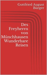 Des Freyherrn von Münchhausen Wunderbare Reisen