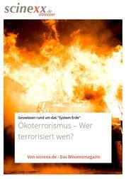 Ökoterrorismus - Wer terrorisiert wen?