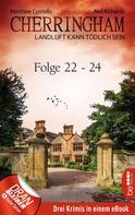Neil Richards: Cherringham Sammelband VIII - Folge 22-24 ★★★★★