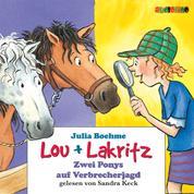 Zwei Ponys auf Verbrecherjagd - Lou + Lakritz 6