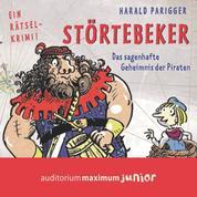 Störtebeker - Das sagenhafte Geheimnis der Piraten. Ein Rätselkrimi