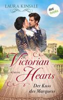 Laura Kinsale: Victorian Hearts - Der Kuss des Marquess ★★★★
