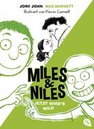 Jory John: Miles & Niles - Jetzt wird's wild ★★★★