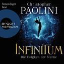 Christopher Paolini: INFINITUM - Die Ewigkeit der Sterne (Ungekürzt) ★★★★★