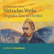 Nietzsches Werke (Ungekürzt)
