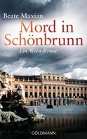 Beate Maxian: Mord in Schönbrunn ★★★★