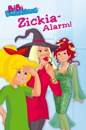 Bibi Blocksberg - Zickia-Alarm! - Roman