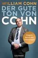 William Cohn: Der gute Ton von Cohn ★★★★