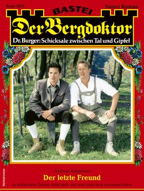 Der Bergdoktor 2073 - Heimatroman
