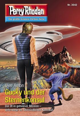 Perry Rhodan 3042: Gucky und der Sternenkonsul