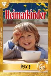 Heimatkinder Jubiläumsbox 8 – Heimatroman - E-Book 41-46