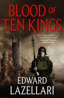 Edward Lazellari: Blood of Ten Kings