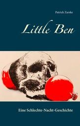 Little Ben - Eine Schlechte-Nacht-Geschichte