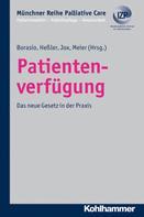 Gian Domenico Borasio: Patientenverfügung