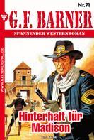 G.F. Barner: G.F. Barner 71 – Western ★★★