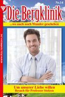 Hans-Peter Lehnert: Die Bergklinik 14 – Arztroman ★★★
