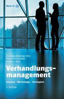 Christian Bühring-Uhle: Verhandlungsmanagement