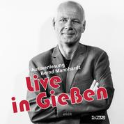 Live in Gießen - Autorenlesung: Mordsfidele Geschichten für quietschvergnügte Leser