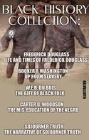 Frederick Douglass: Black History Collection. Illustrated
