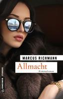Marcus Richmann: Allmacht ★★★★