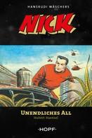 Hubert Haensel: Nick 7: Unendliches All ★★★★★