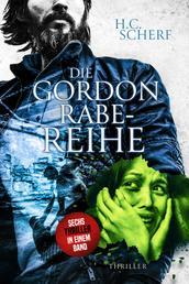 Die Gordon Rabe-Reihe - Sammlung von 6 Bänden