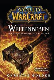 World of Warcraft: Weltenbeben - Die Vorgeschichte zu Cataclysm - Roman zum Game