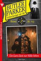Günter Dönges: Butler Parker 113 – Kriminalroman ★★★★